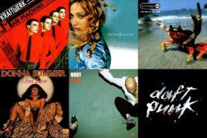 Único - Os discos que marcaram a história da música eletrônica