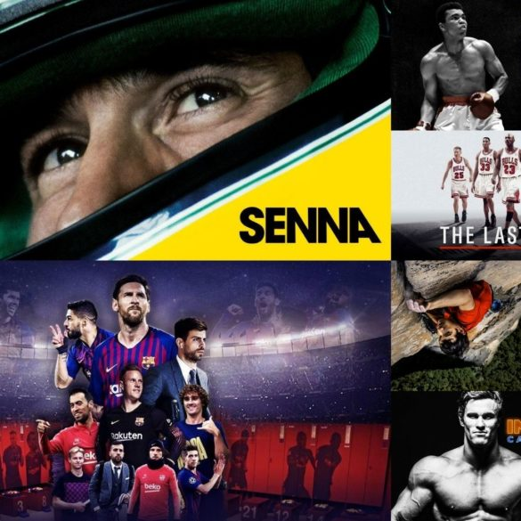 Documentários para matar a fome dos fãs do esporte